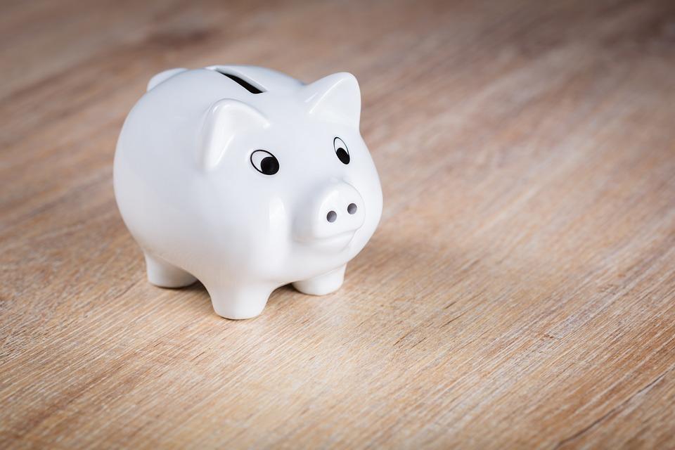 Hucha de ahorros
